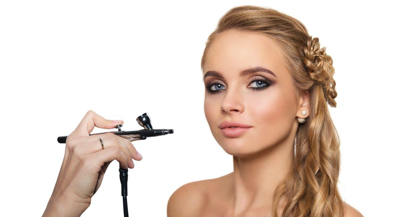 Should I Get Airbrush Bridal Makeup On My Big Day?