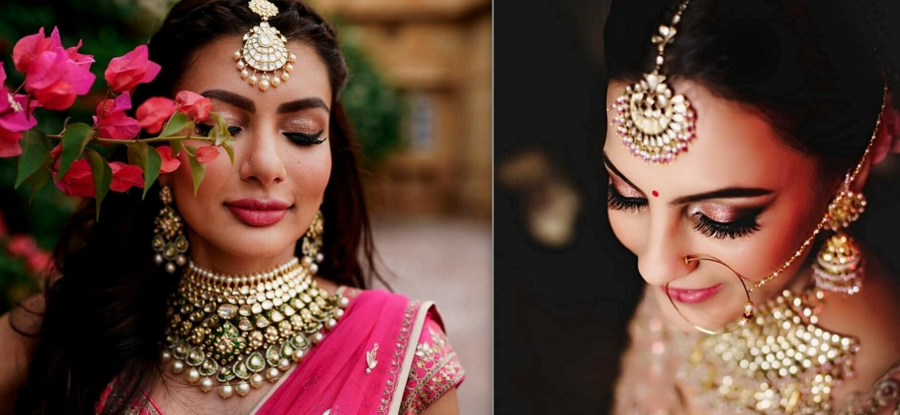 The Best Salon For Pre-Bridal Treatments and Wedding Makeup For Brides
